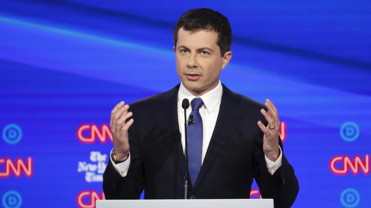 Pete Buttigieg masters the foreign policy debate