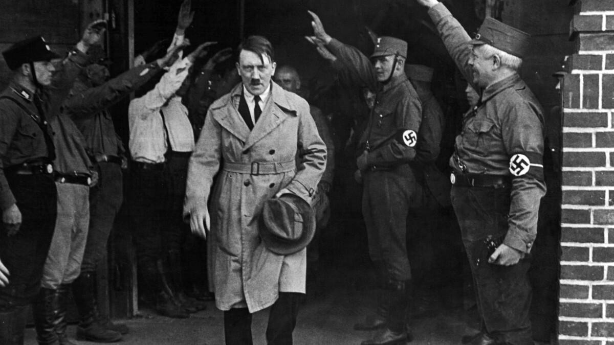 MSNBC contributor compares Trump State of the Union to Nazi propaganda tactics