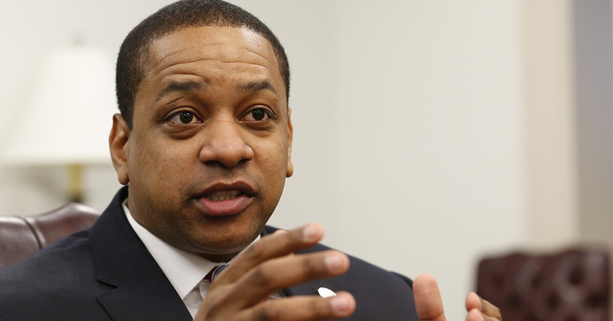 Second woman accuses Justin Fairfax of sexual misconduct