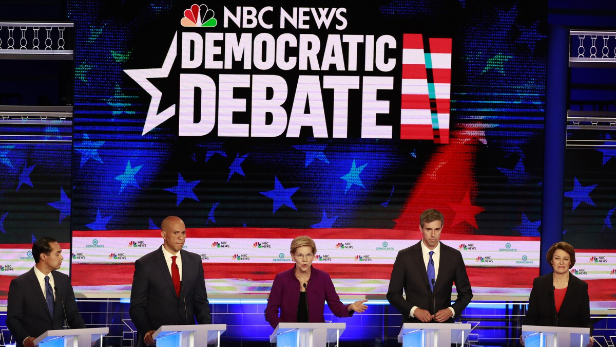 Democrat leaders must call on NBC to allow external investigation into its sexual assault scandal