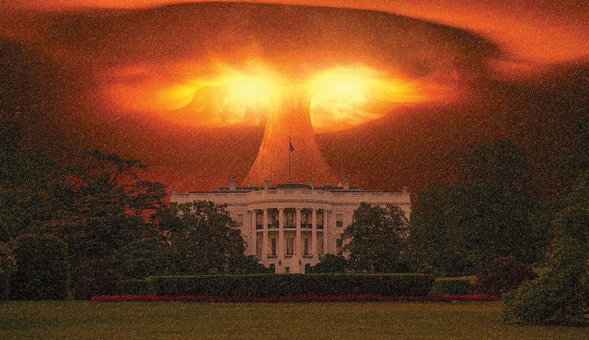 How to survive a nuclear bomb in DC (really, here's what you