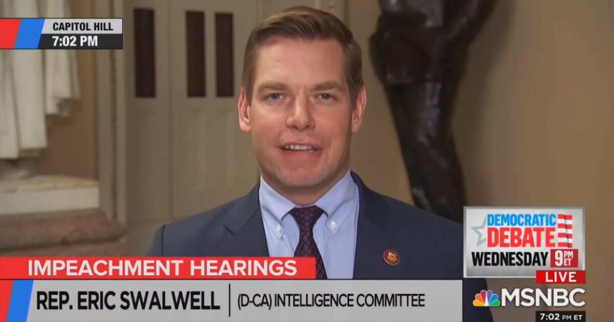 'Hate to cause a stink': FCC chairman declines call to investigate alleged Swalwell flatulence