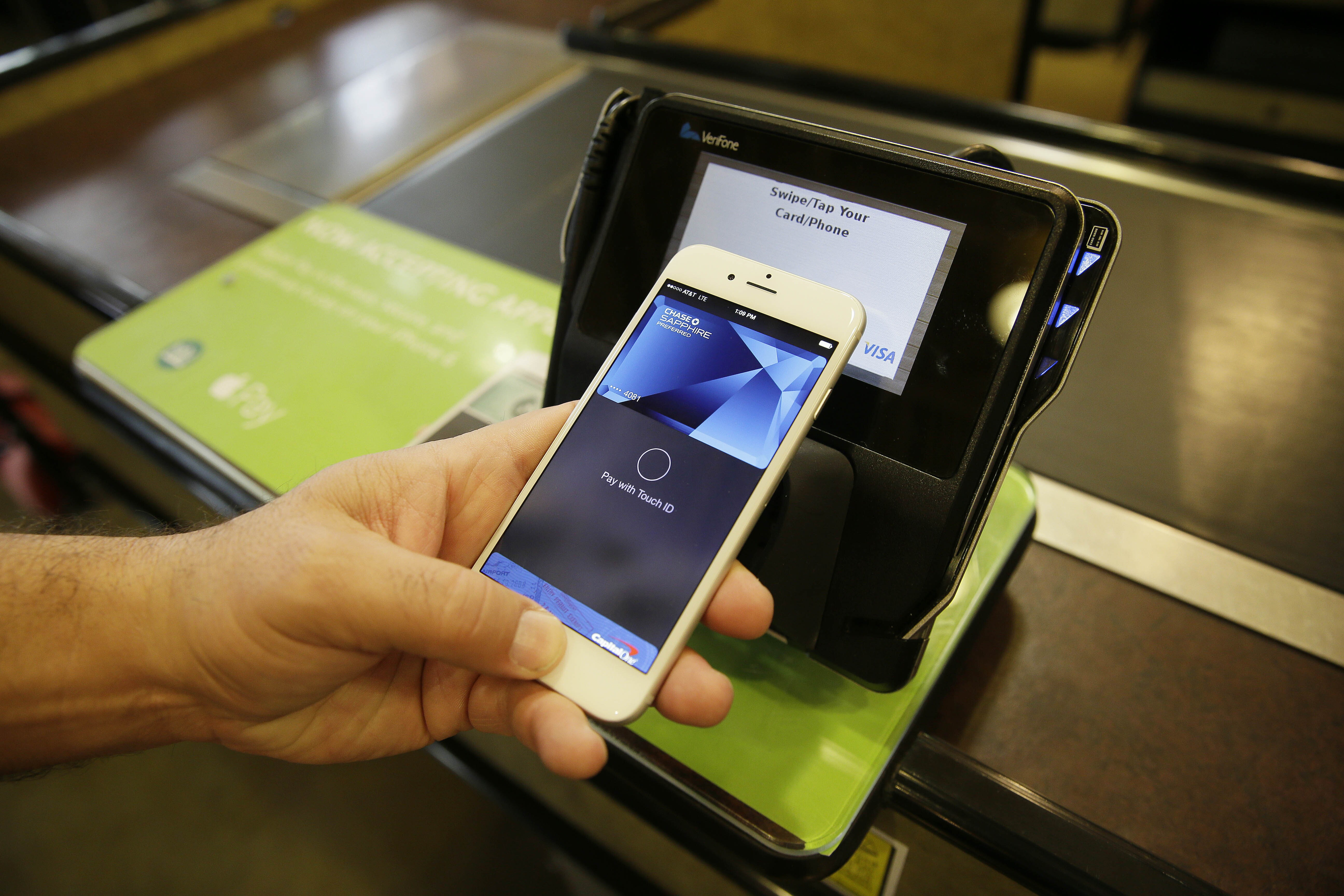 Review: Apple Pay in action