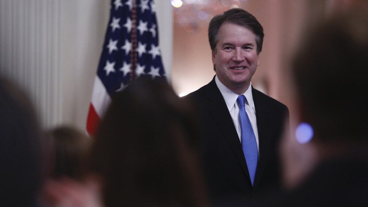 New Kavanaugh allegation comes from Clinton defense lawyer