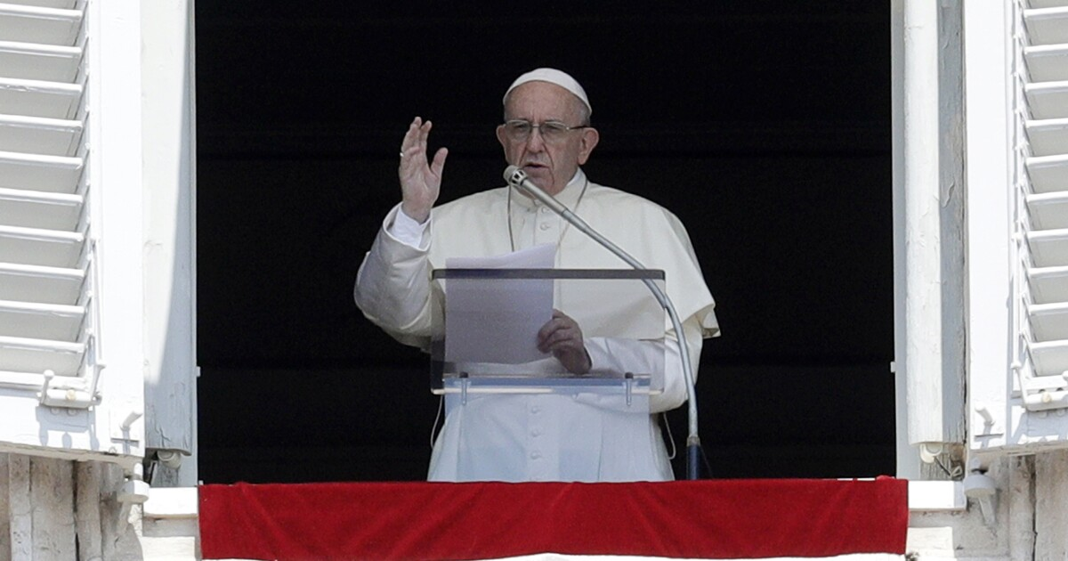 Pope Francis leads on the death penalty, and conservatives should follow