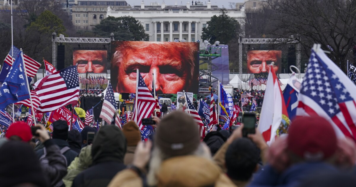 ABC demands 'cleansing' Trump movement from America