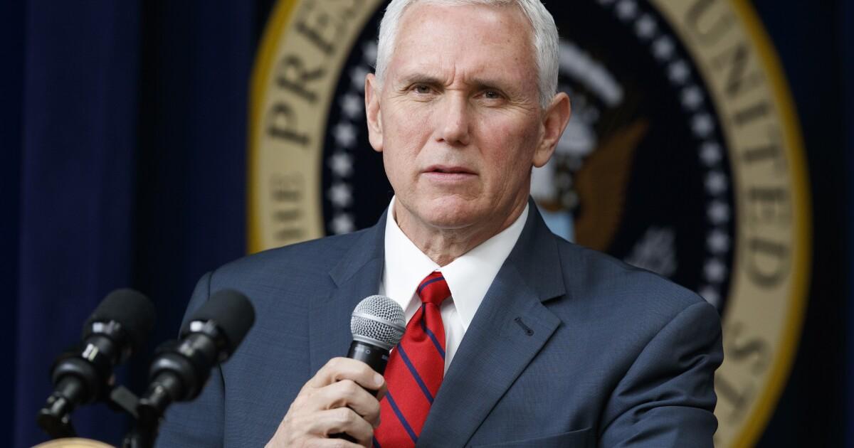 Pence calls Sri Lanka bombings on Easter 'an attack on Christianity'
