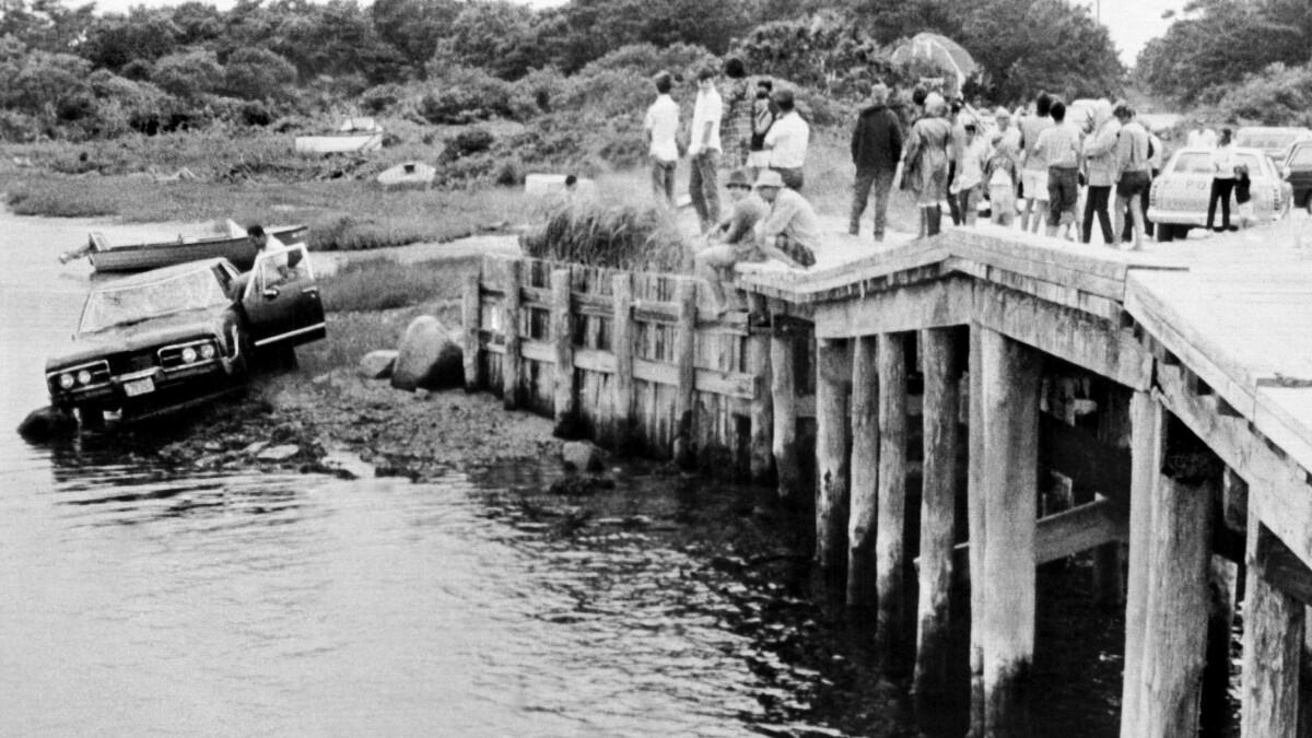 Chappaquiddick was pure tragedy