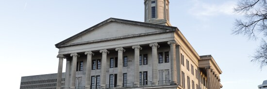Tennessee state capitol - 022420