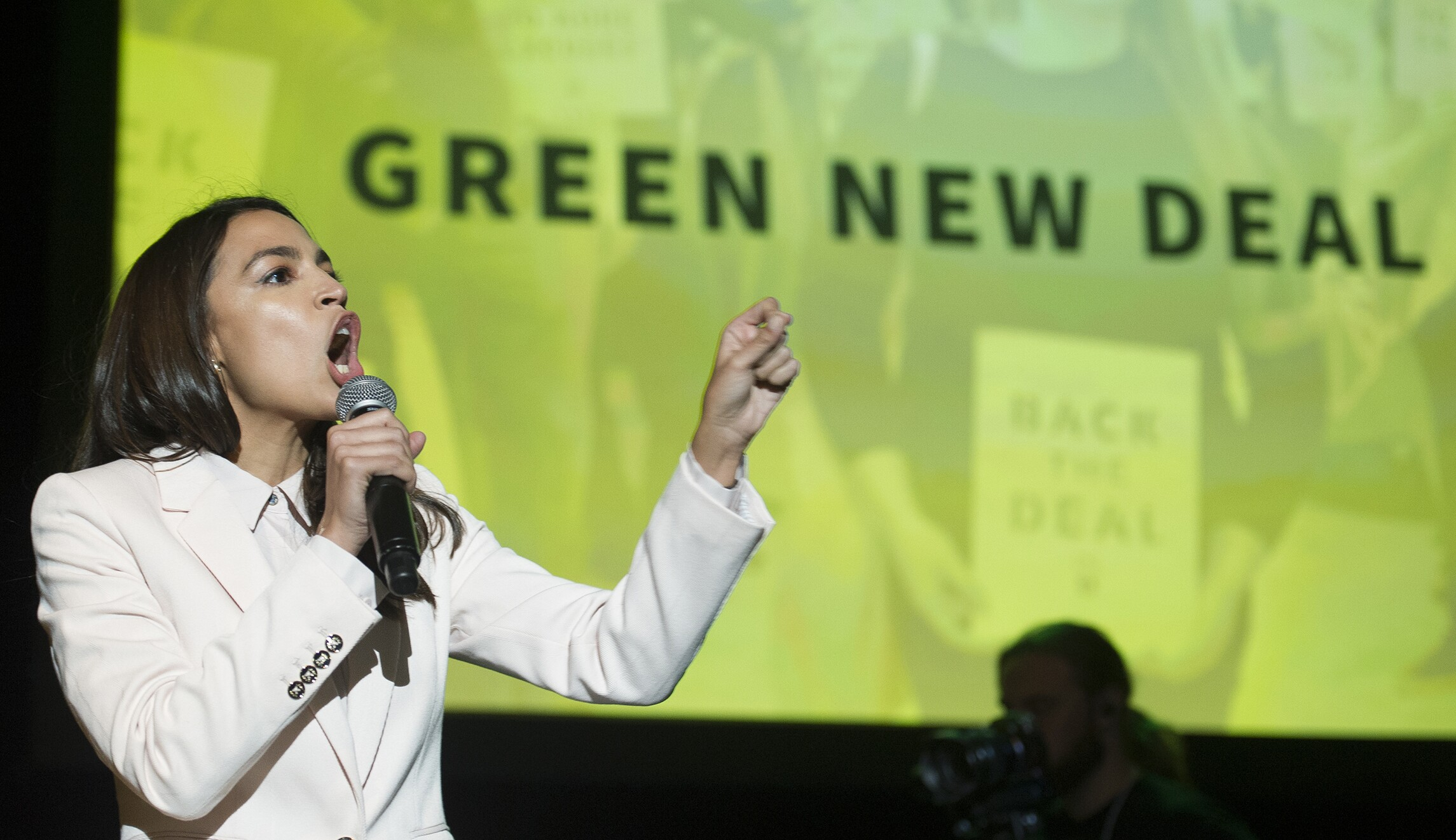 AOC's Green New Deal would boost gas tax $10-$13, 'destroy economy'