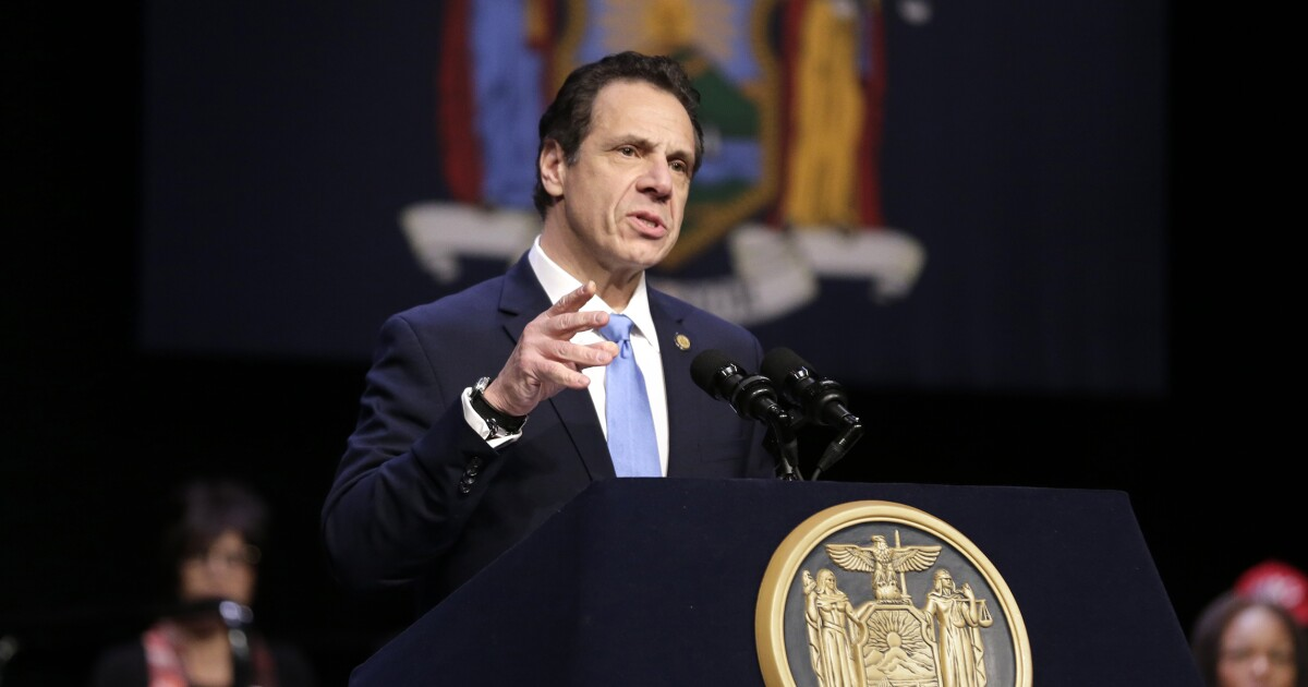Cuomo unleashes anti-Trump tirade after feds downgrade priority of $30B infrastructure project