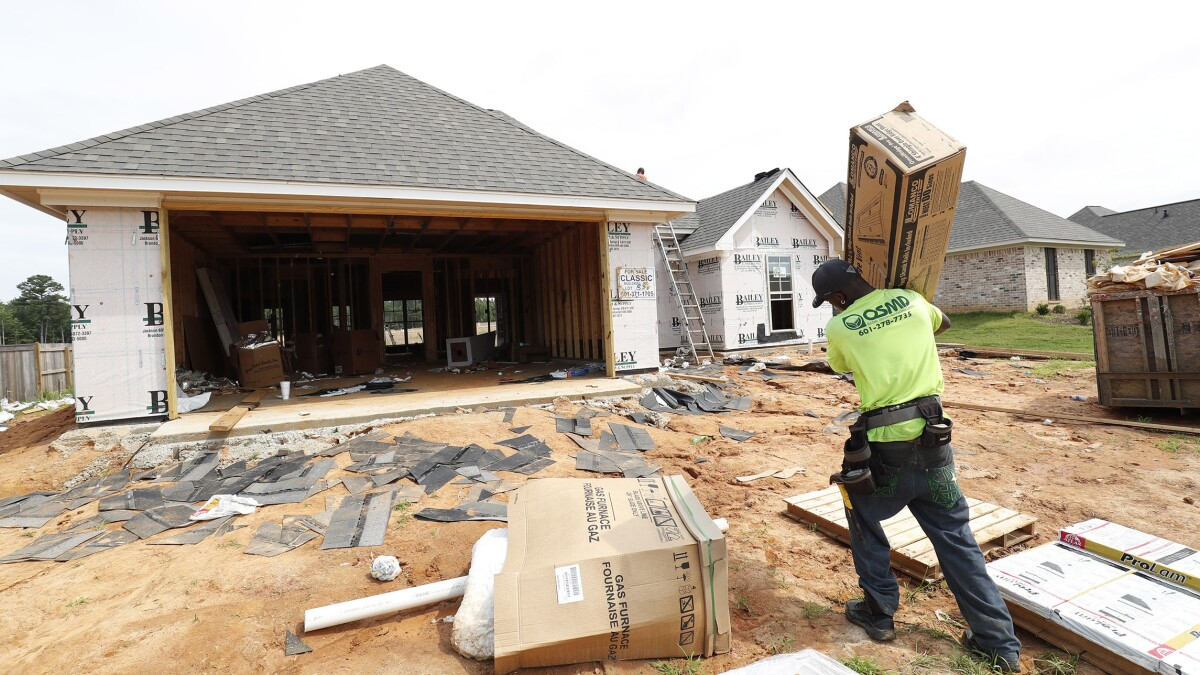 Hammer time: US construction index at record high, more work than workers