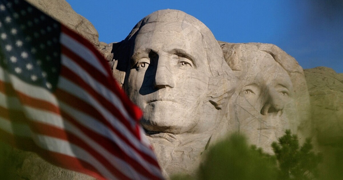 Mt. Rushmore and cancel culture