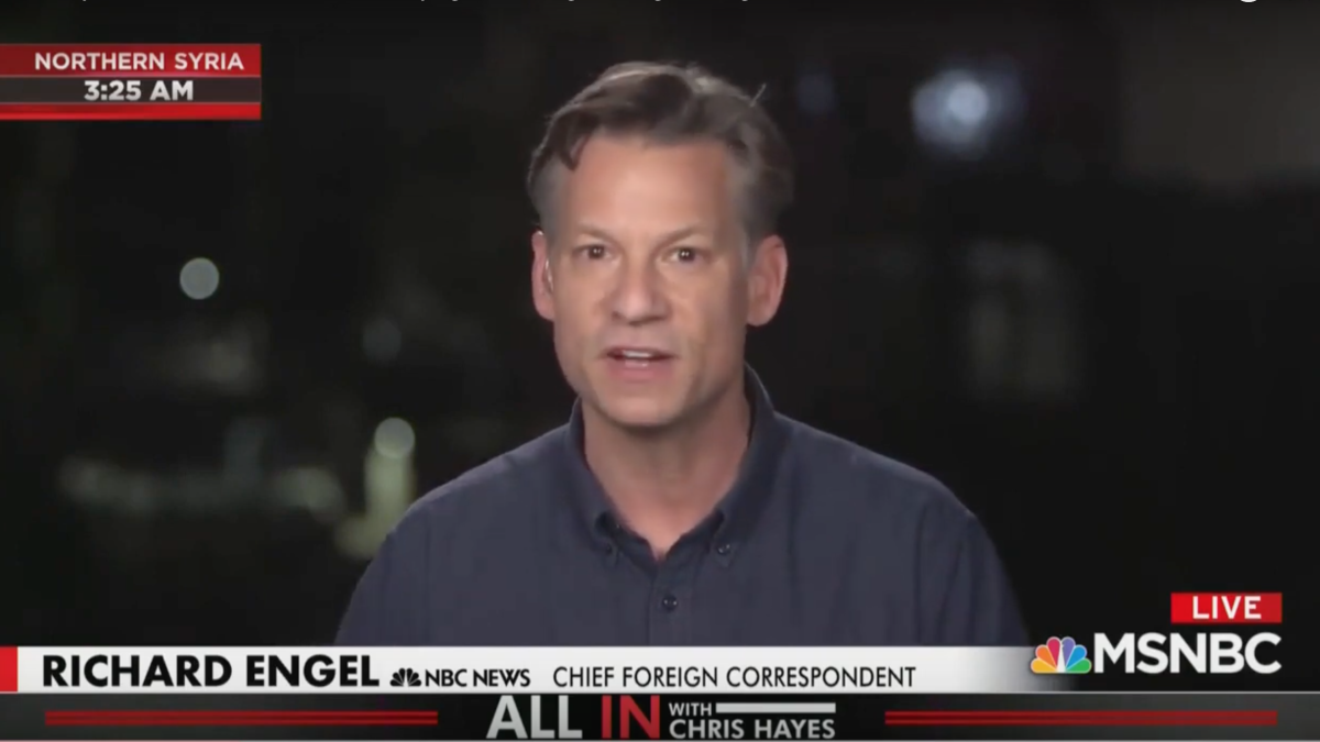 NBC reporter: Kurds believe Trump 'gave the green light' for Turkey to commit genocide
