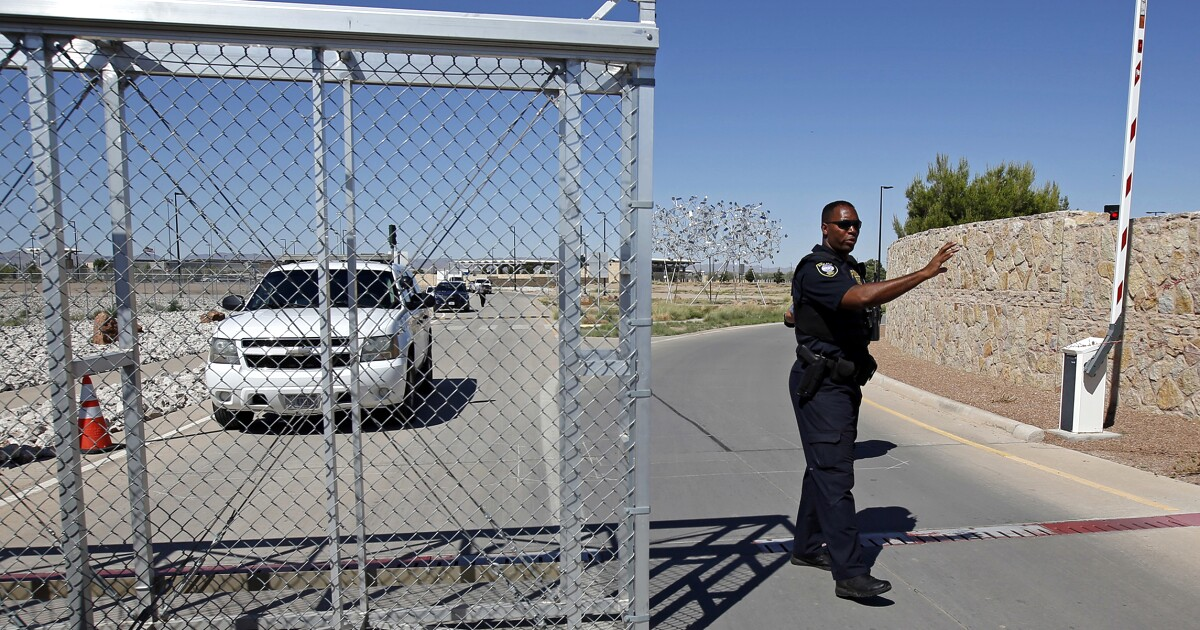 DHS reopening Tornillo holding facility but will turn it