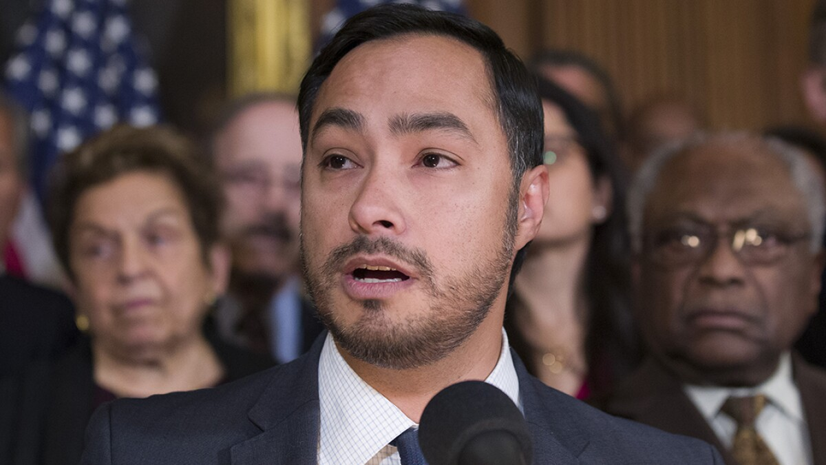 Republicans call for House Ethics Committee to investigate Rep. Joaquin Castro tweet