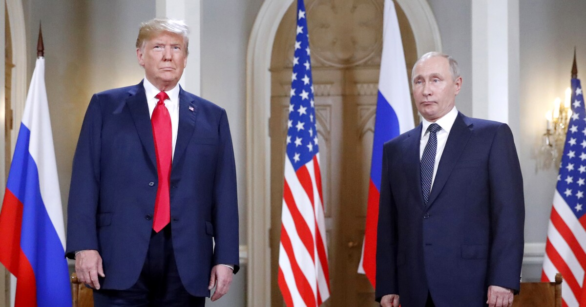 Trump's approval rating doesn't fall despite Putin debacle and rough July