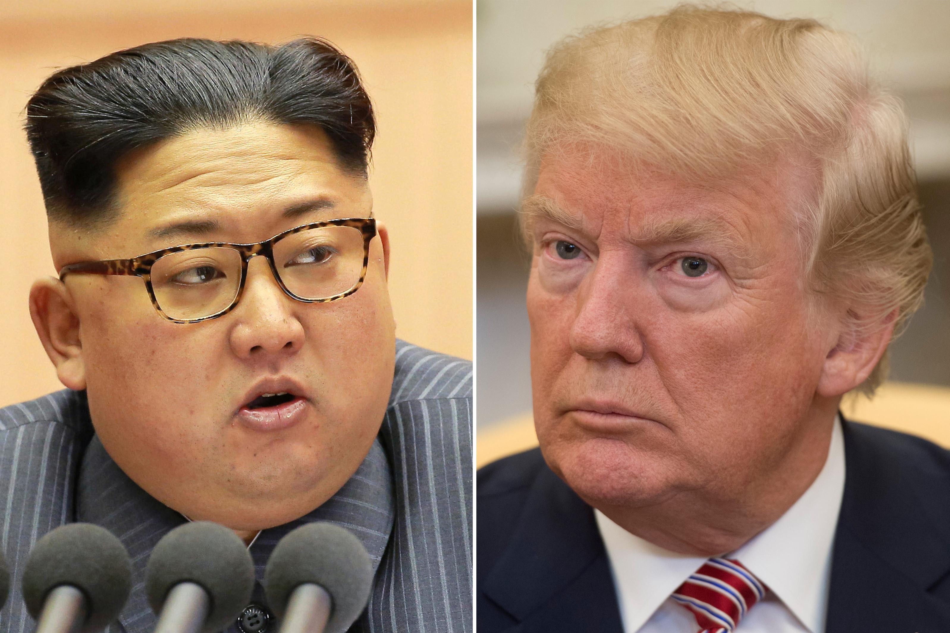 White House Watch Kim Jong Un And Trump