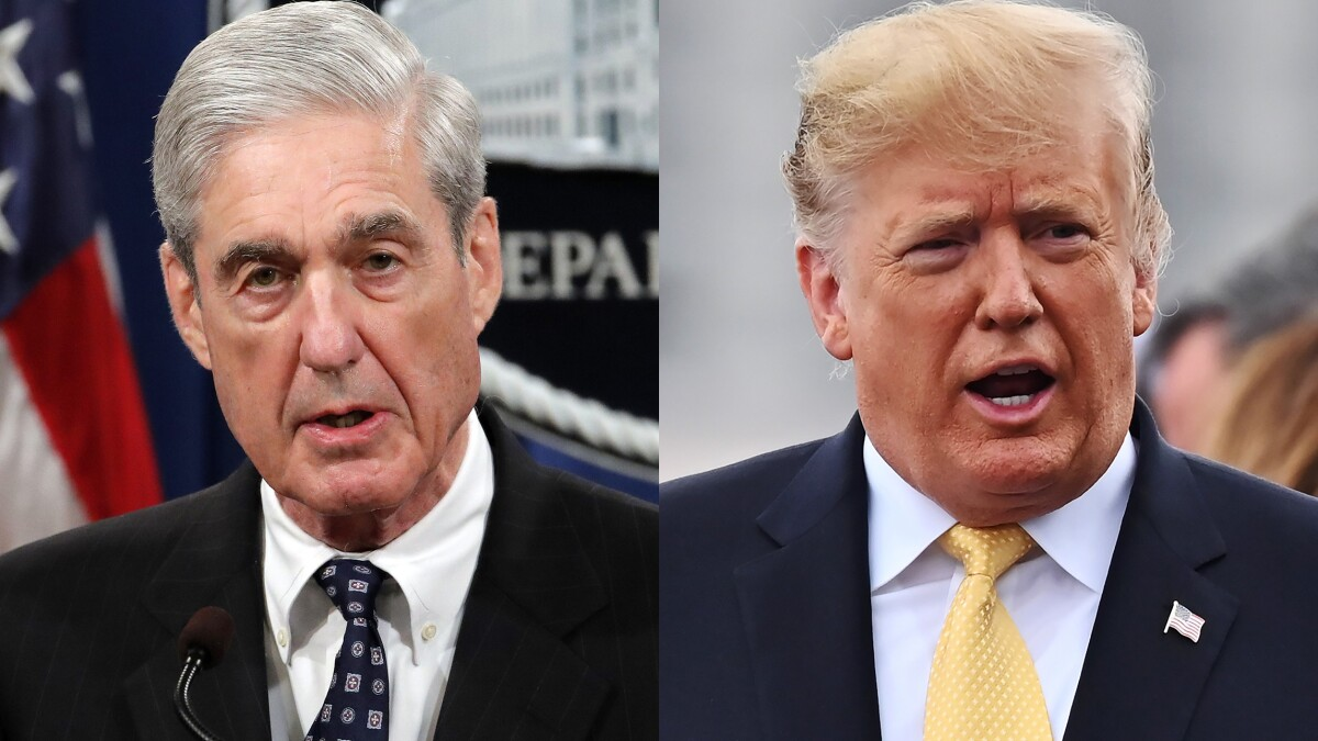 Trump attacks Mueller after deal struck to delay public hearing