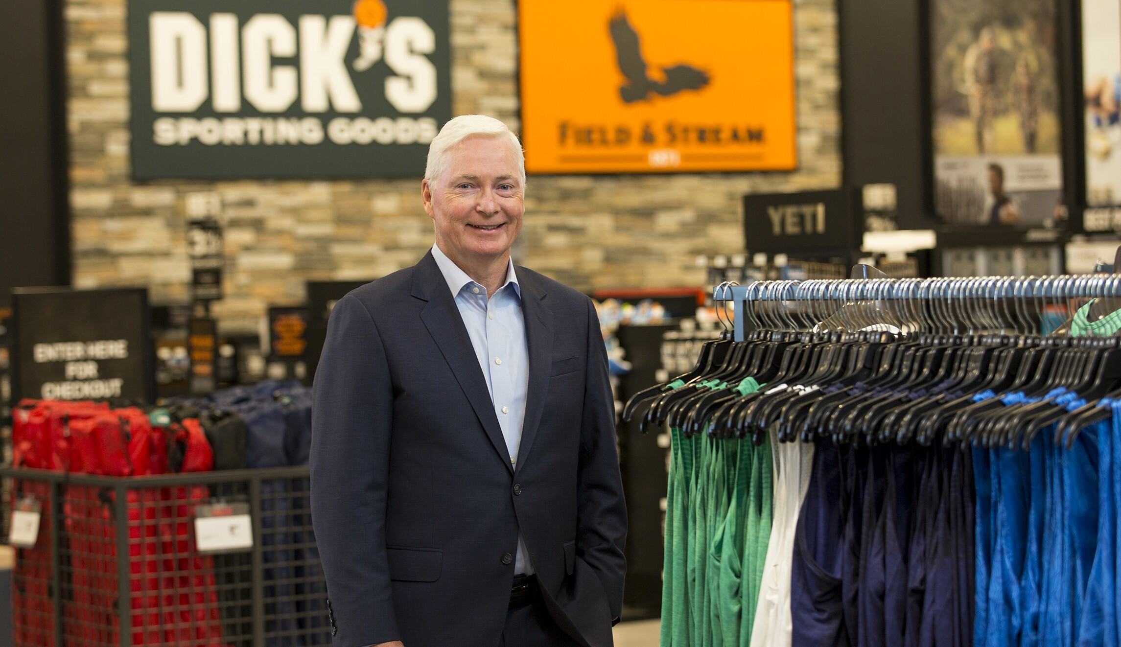 Dick's Sporting Goods ends sales of AR-15s and semi