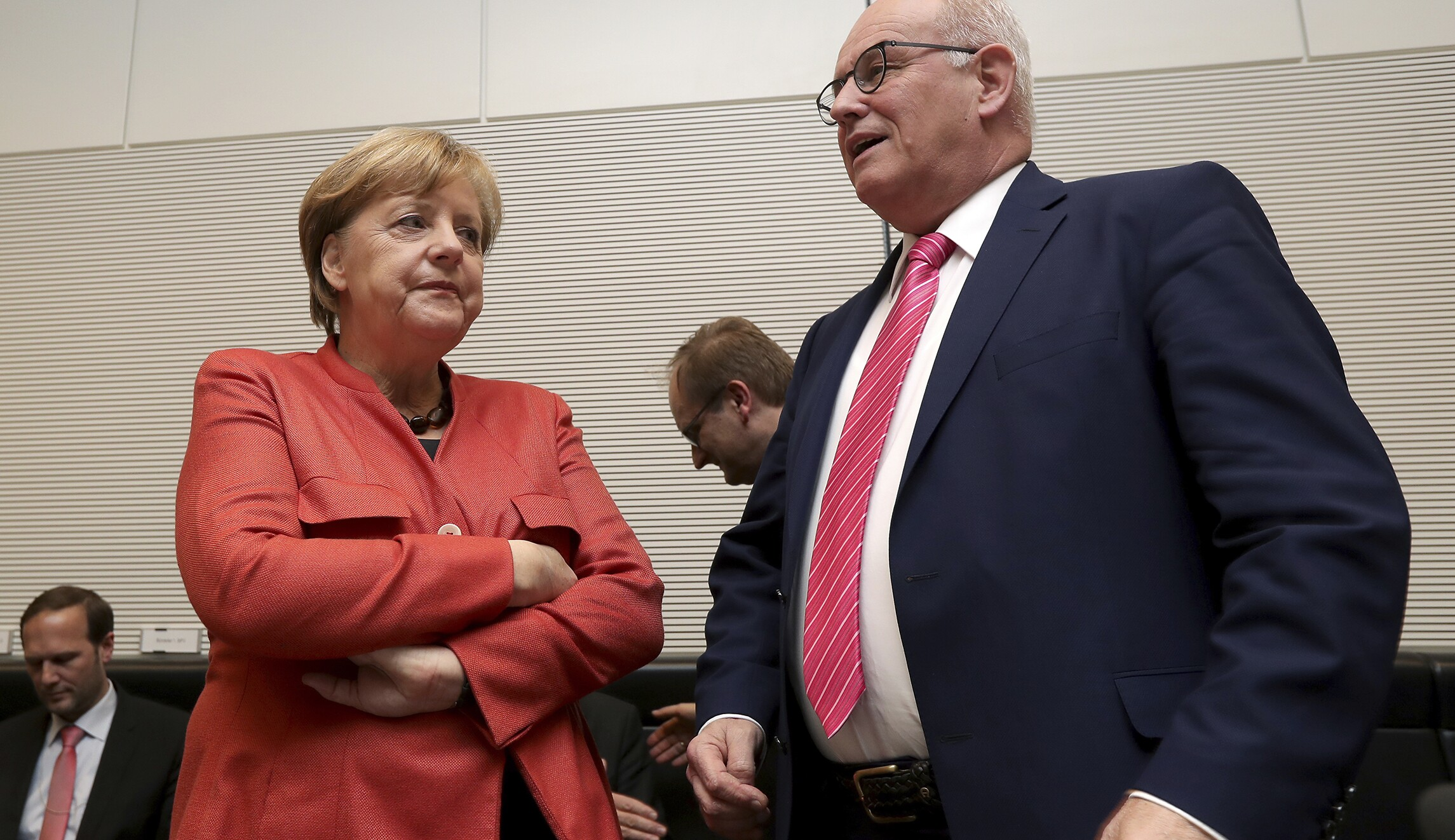 Is This The End For German Chancellor Angela Merkel