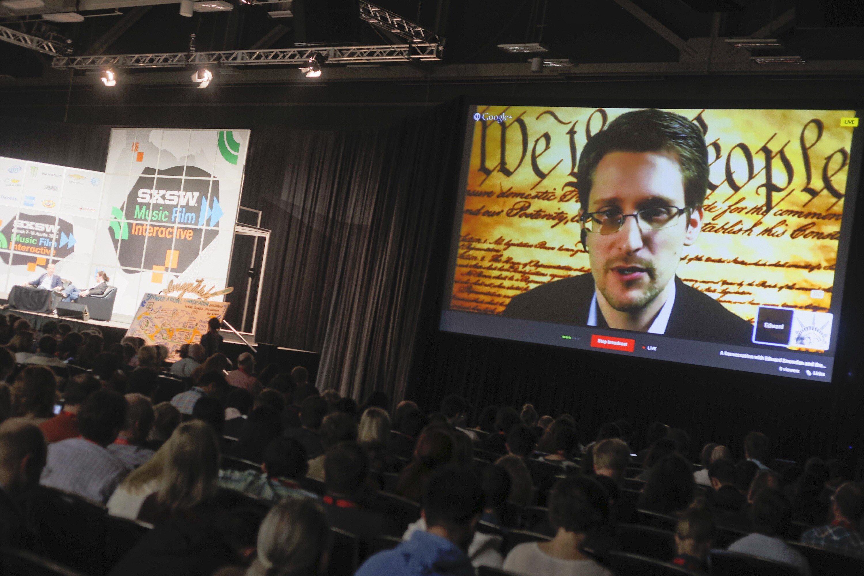 Edward Snowden: Facebook is a surveillance company rebranded as 'social media'