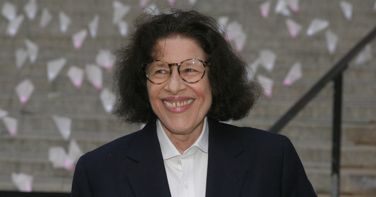 Fran Lebowitz: 'I regret that everyone misinterpreted' comment that Trump should be murdered by the Saudis