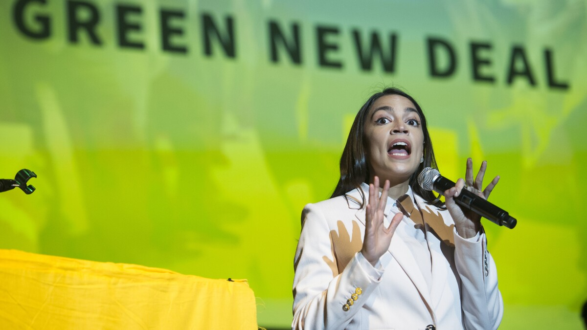 The Green New Deal is a huge gift to America's enemies
