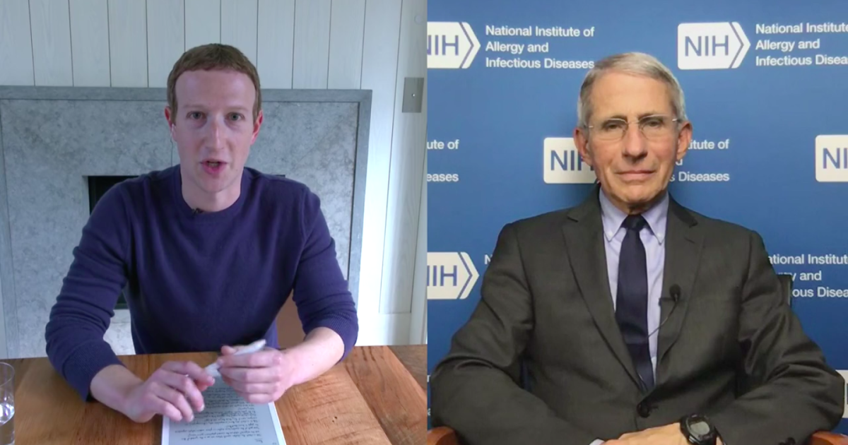 Republicans press Facebook for documents on COVID-19 origins 'censorship' and Fauci emails