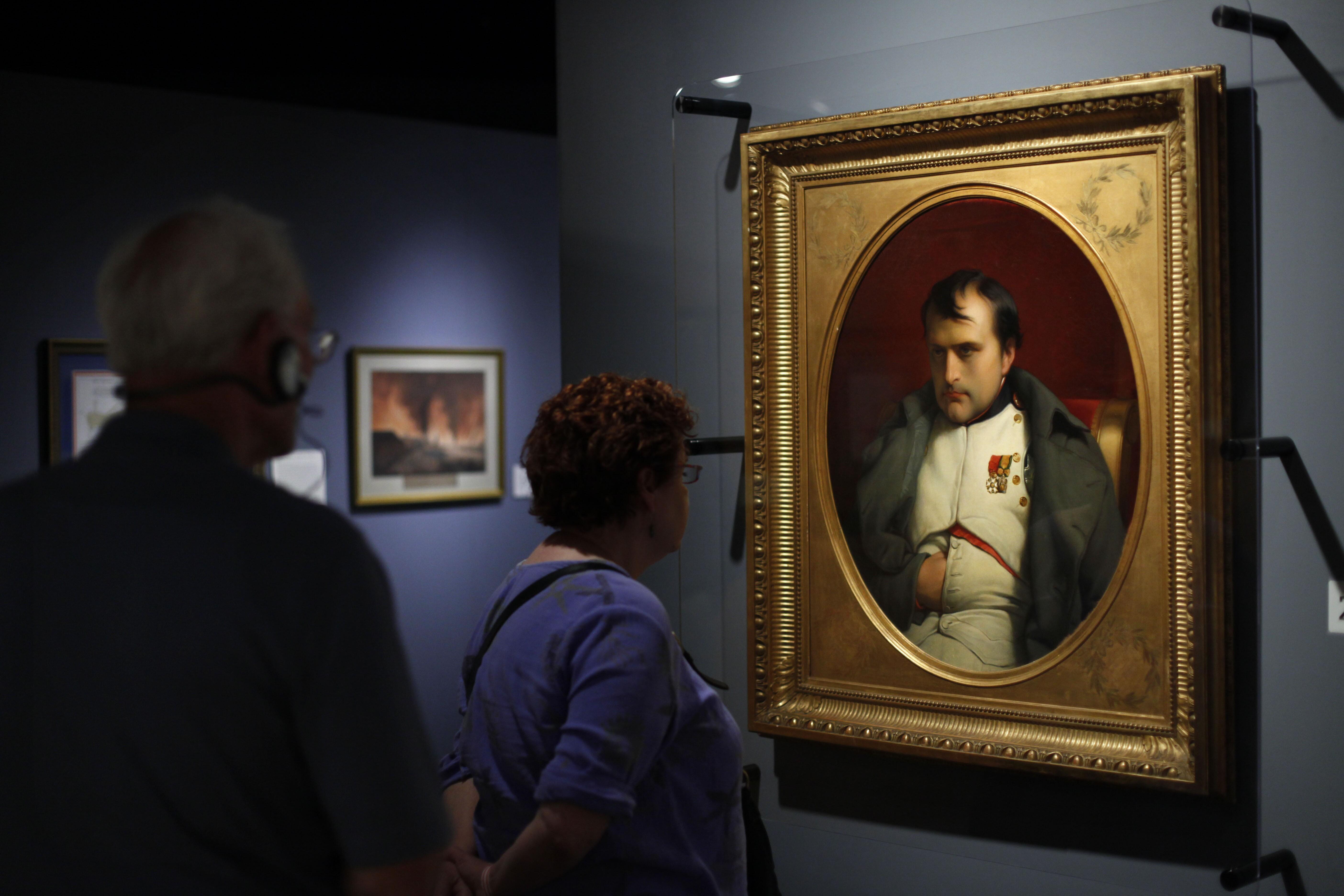 Napoleon And St Helena