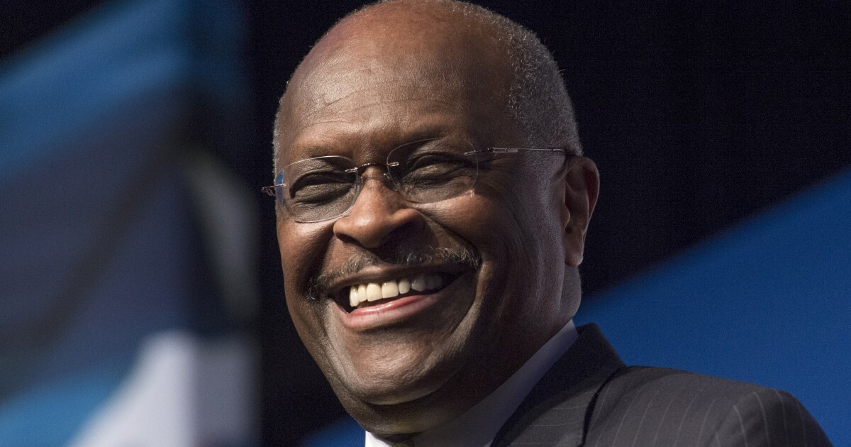 Herman Cain: Growing support for Trump among black voters has Democrats 'terrified'