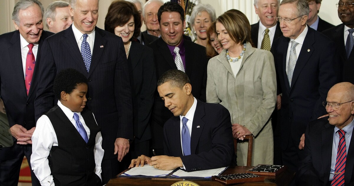 Obamacare's 10th anniversary: A trillion dollars and nothing to show for it
