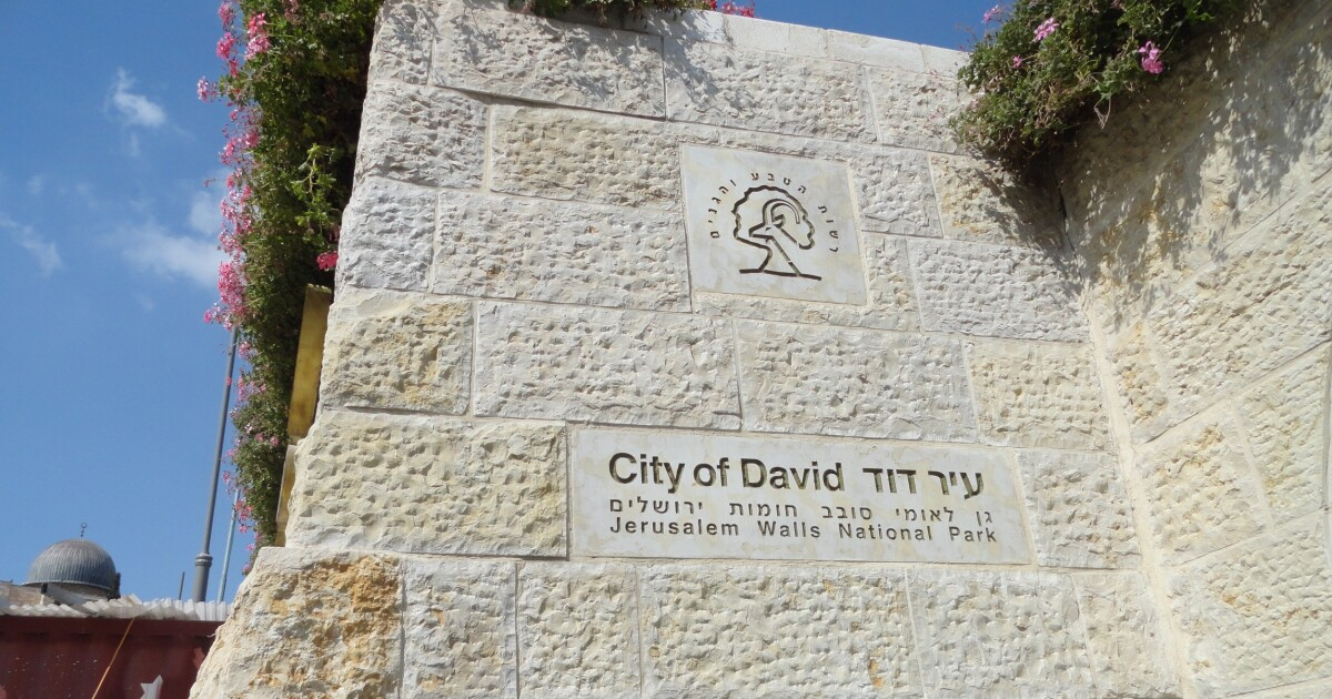 Archaeologist found King David's palace and bolstered Bible's historicity