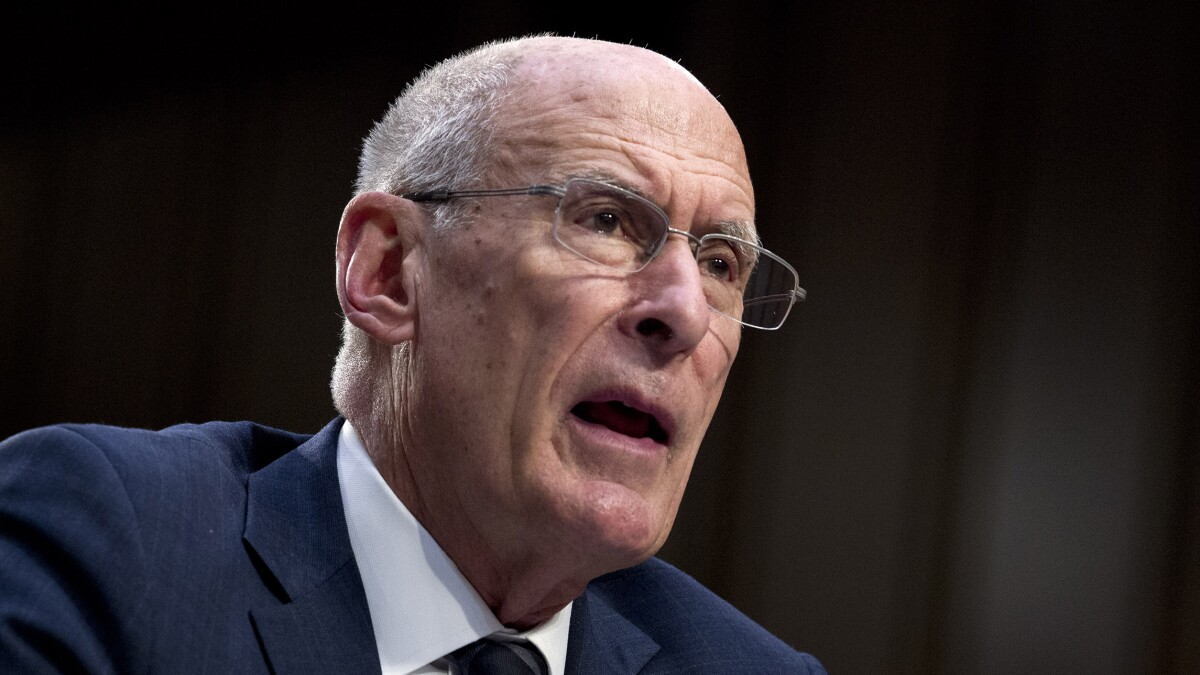 Dan Coats disrupted meeting to urge Sue Gordon to resign: Report