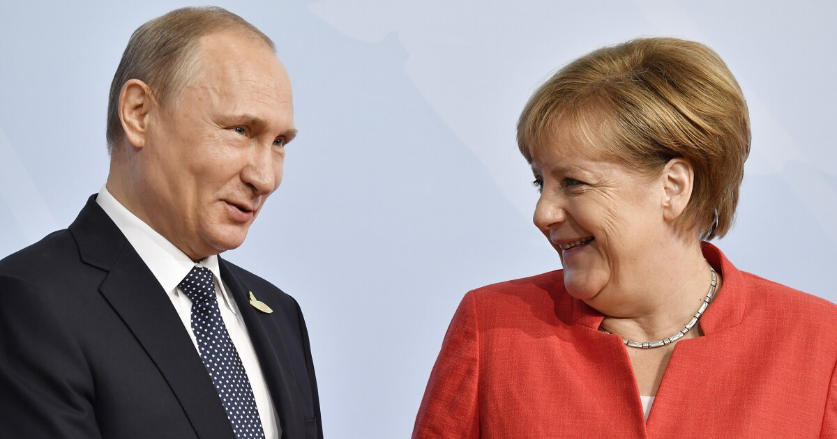 Is Germany still a US ally?
