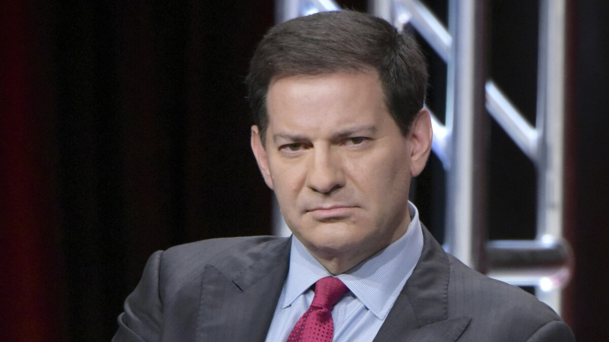 Mark Halperin, alleged predator, doesn't get to cry 'cancel culture'