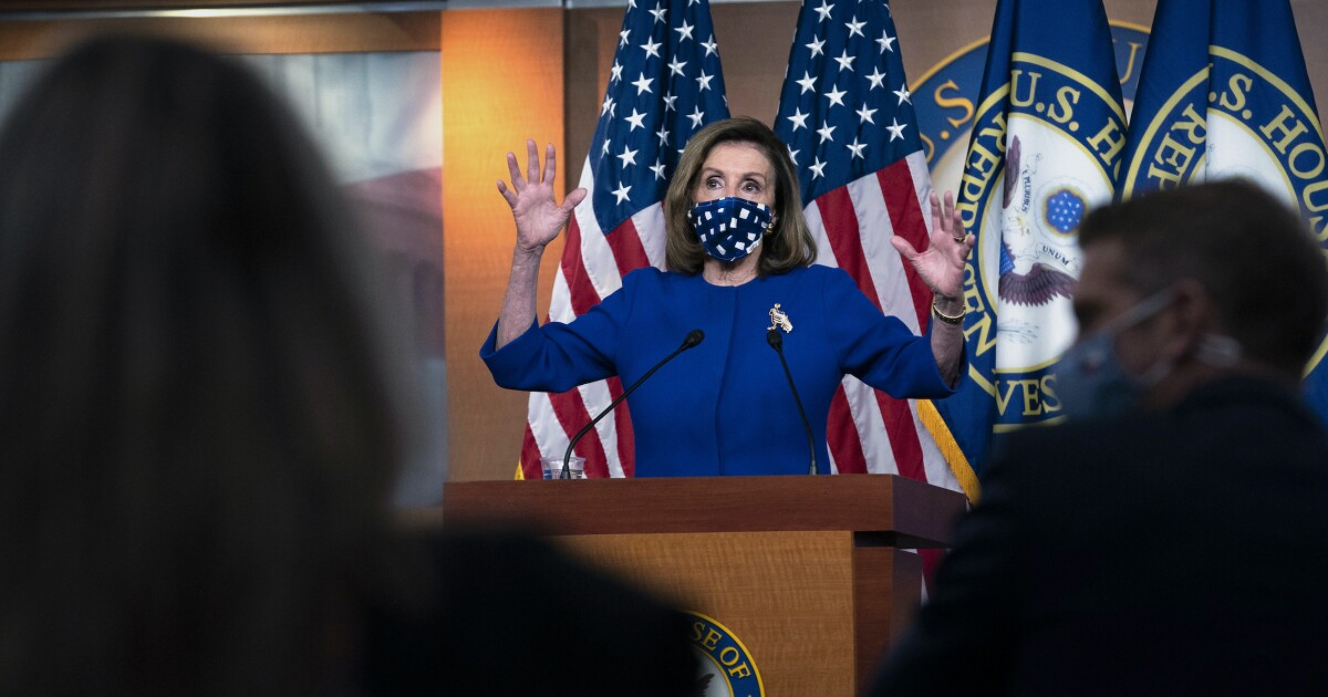 Pelosi silent on growing Biden corruption allegations: 'I'm not answering those questions'