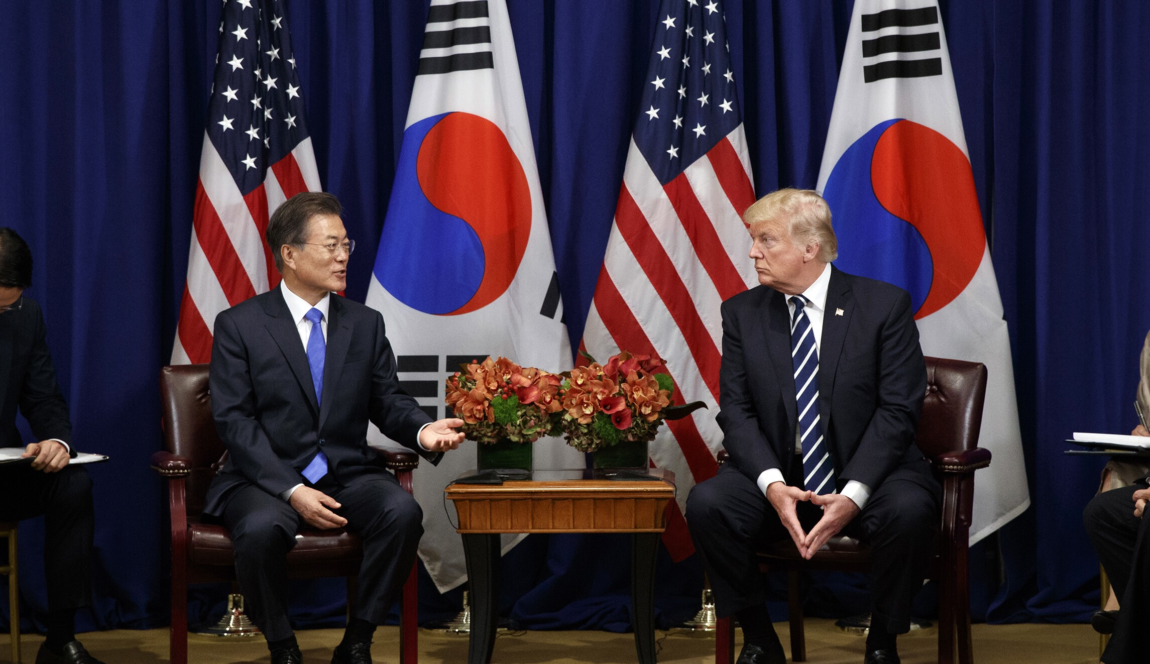 South Korea Should Work With The Us To Improve The United States