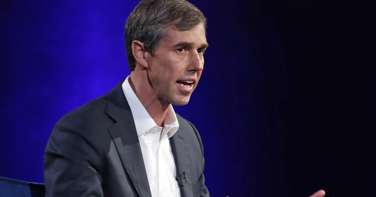 Beto O'Rourke may be running for president, but his dog is a better candidate