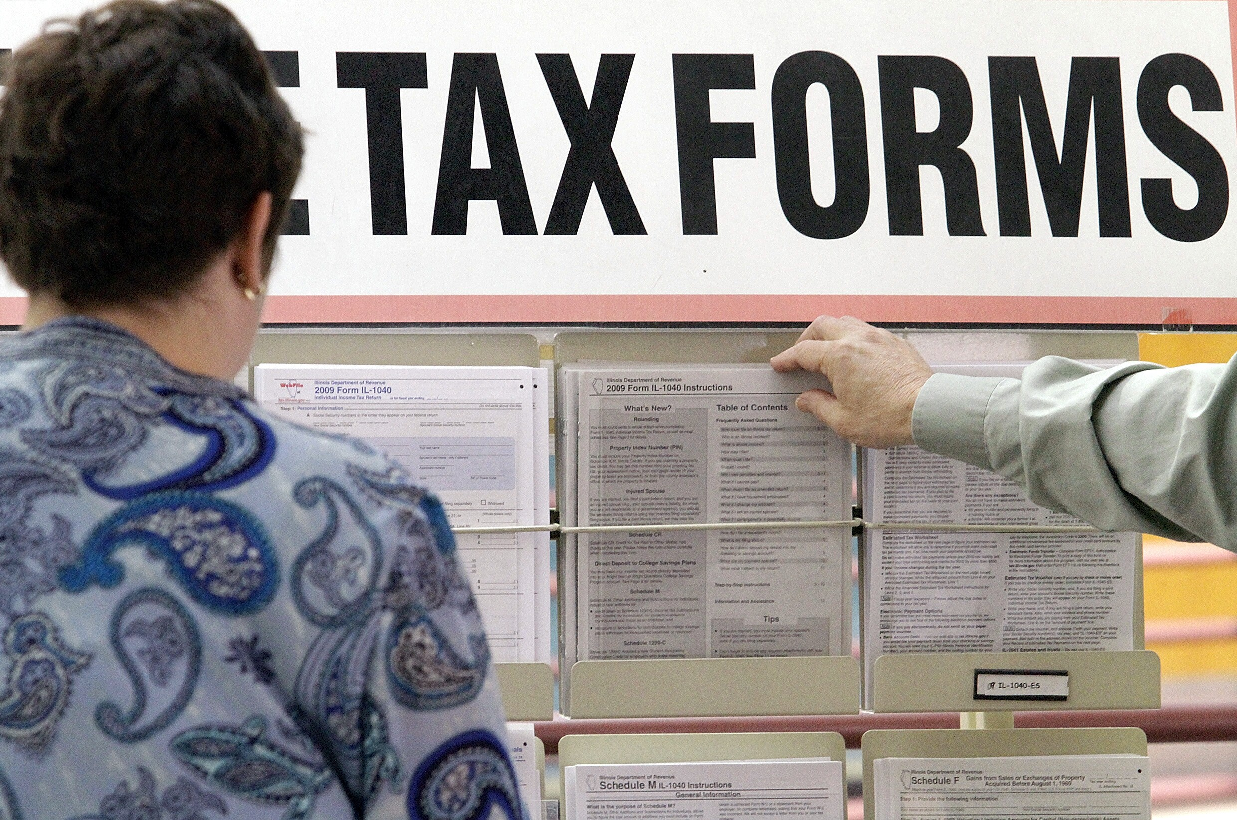 Irs Shouldnt Rush To Digitize Tax Returns Paper Makers Say