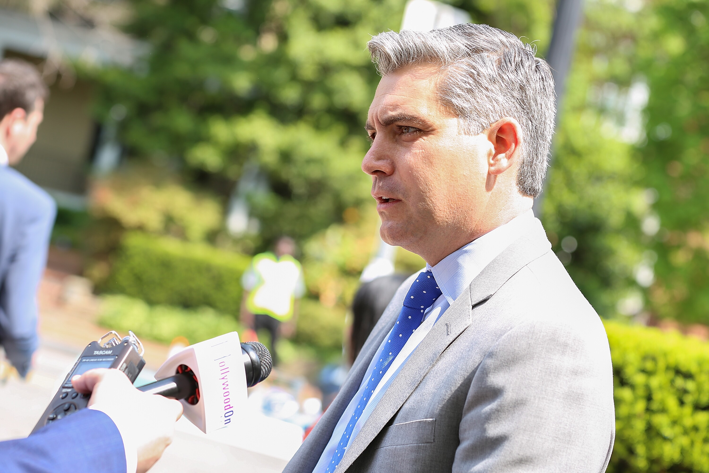 Acosta Gets His Press Pass Back, But Trump Is the Real Winner