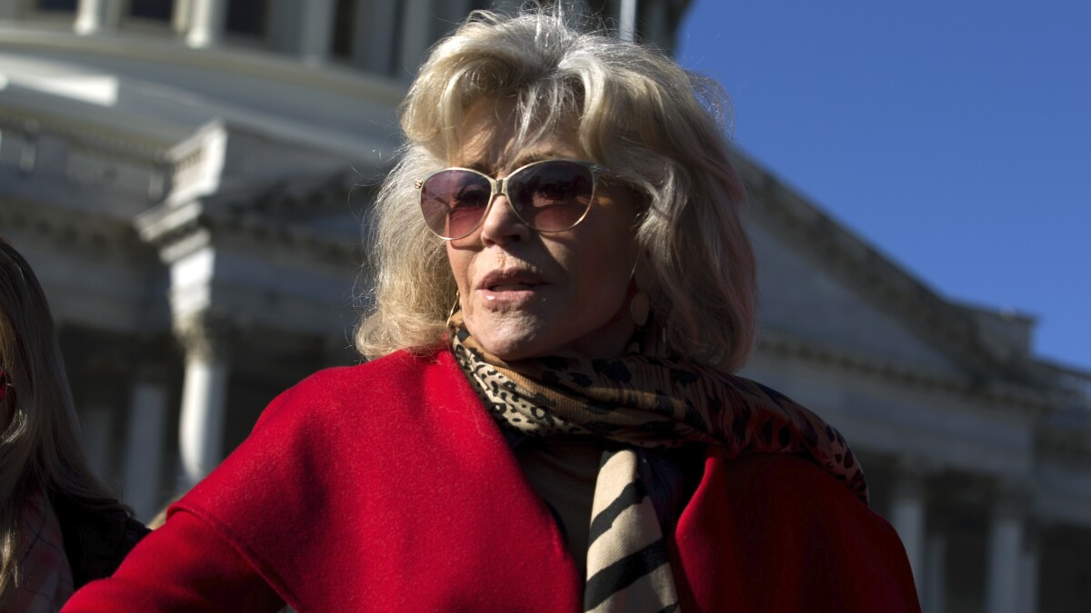Ted Cruz calls out Democrats with Jane Fonda tweet on 'ethically harvested' jewelry