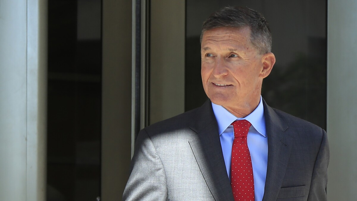 Michael Flynn lawyer says client was prepared to 'audit' Obama spy officials before getting 'set up'