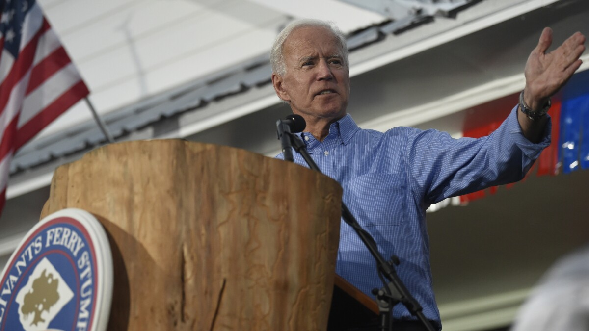 Joe Biden worked with whistleblower when he was vice president, officials reveal