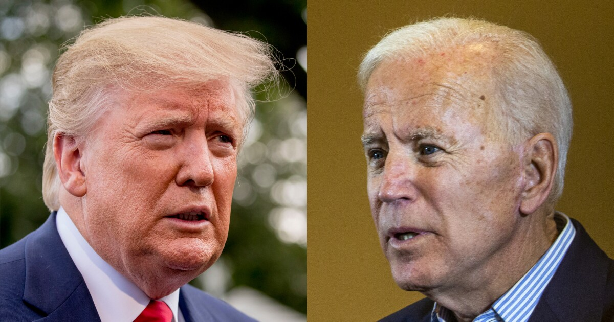 Compared to Trump's first eight months, Biden looks completely unprepared for the presidency