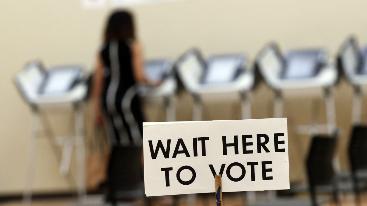 Voter suppression? Not really: Data show minority turnout surged in 2018