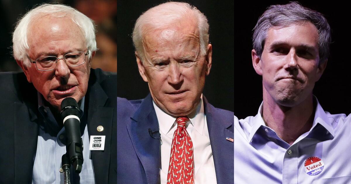 Trump sets record $7M one-day fundraising goal to top Biden, Beto, Bernie
