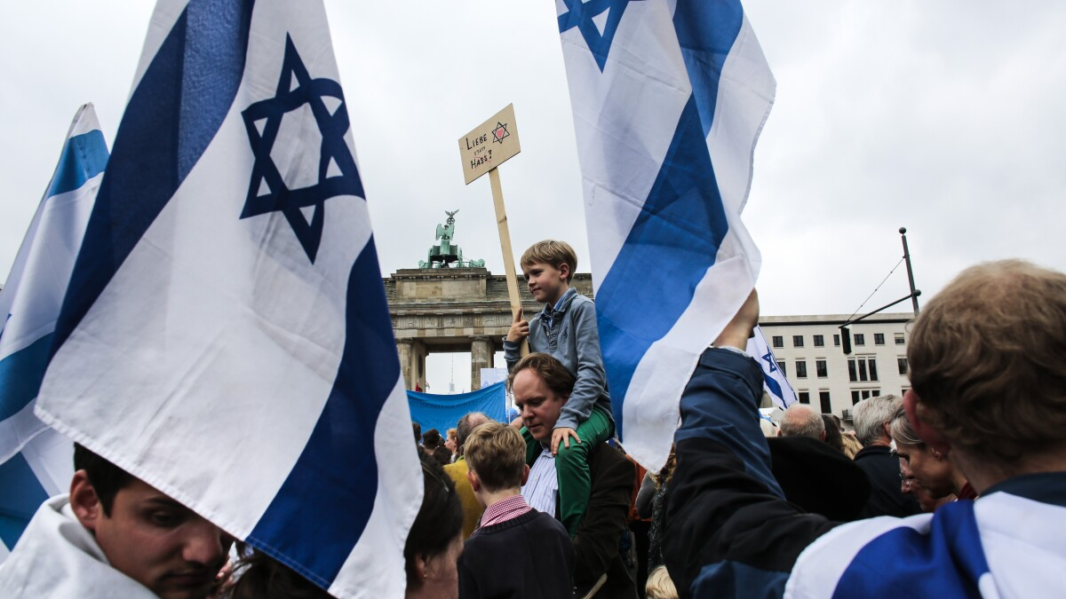 Anti-Semitism rises with bizarre perversity