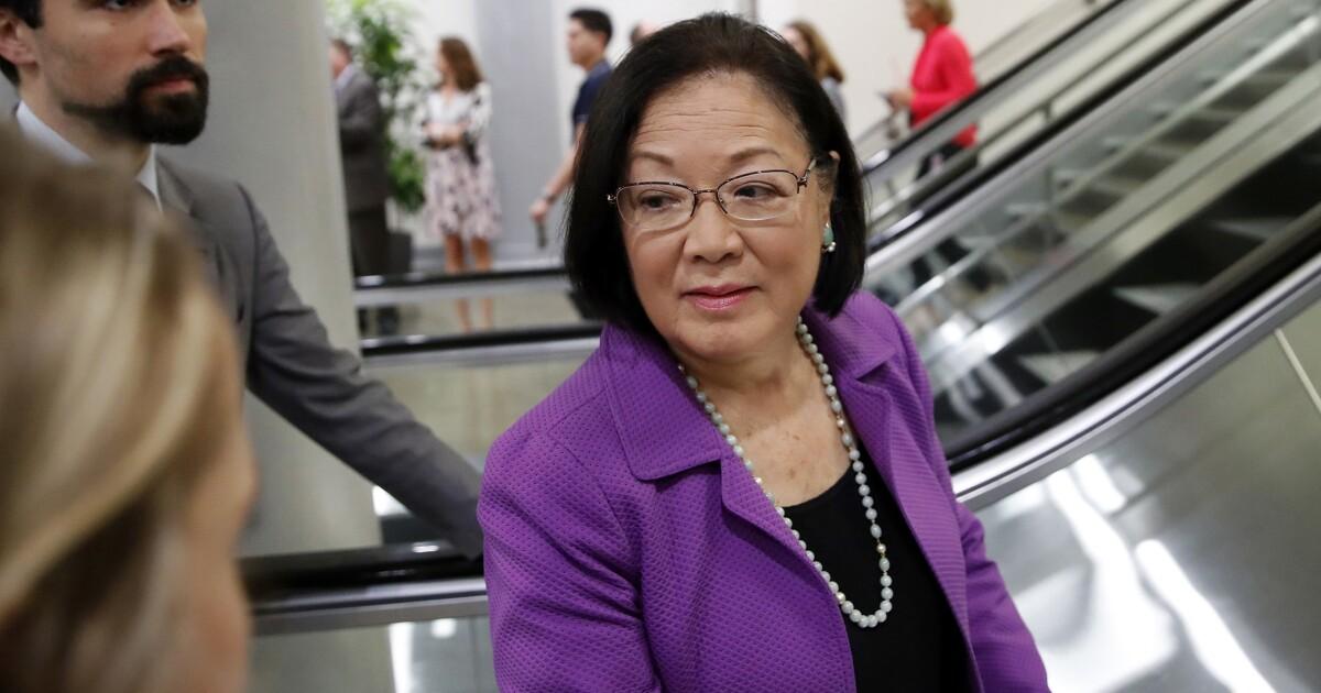 Mazie Hirono declines to endorse fellow Hawaii Democrat Tulsi Gabbard's 2020 bid