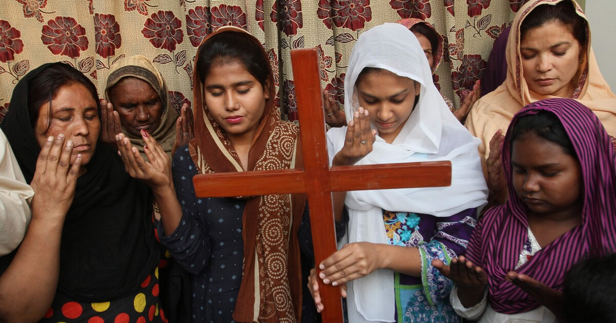 On Religious Freedom Day, consider life in countries without it
